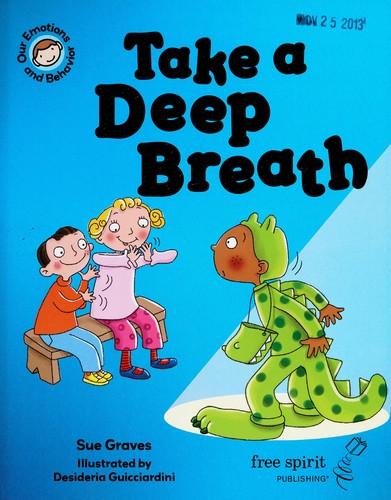 Book Cover, Take A Deep Breath