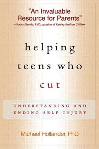 Book Cover, Helping Teens Who Cut: Understanding and Ending Self-Injury