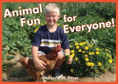 Book Cover, Animal Fun for Everyone