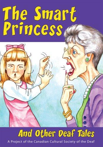 Book Cover, The Smart Princess and Other Deaf Tales