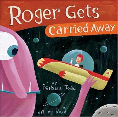 Book Cover, Roger Gets Carried Away