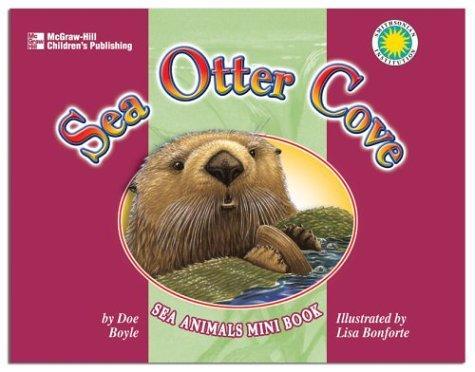 Book Cover, Sea Otter Cove