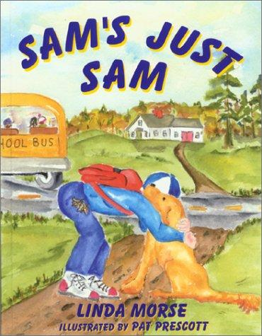 Book Cover, Sam's Just Sam
