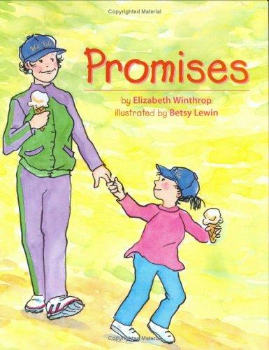 Book Cover, Promises