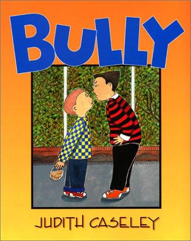 Book Cover, Bully