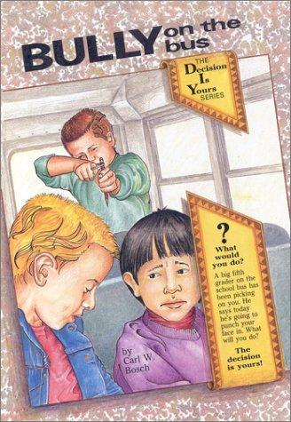 Book Cover, Bully on the Bus