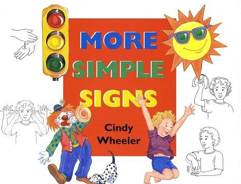 Book Cover, More Simple Signs