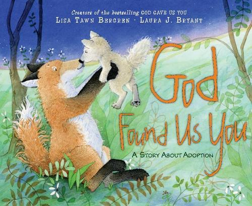 Book Cover, God Found Us You