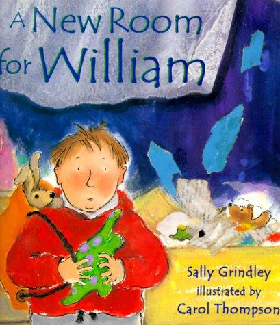 Book Cover, A New Room for William