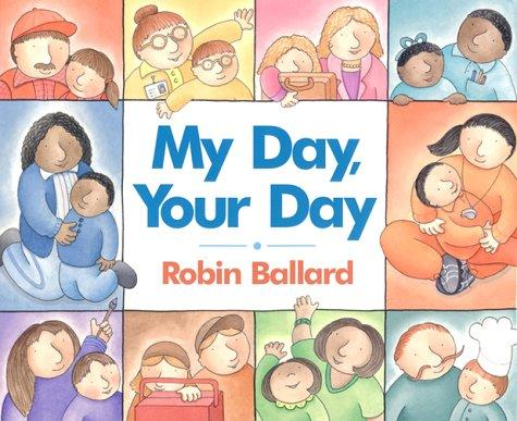 Book Cover, My Day, Your Day
