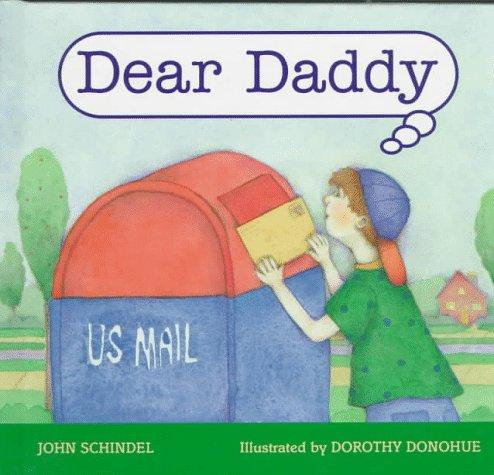 Book Cover, Dear Daddy