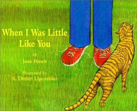 Book Cover, When I was Little Like You