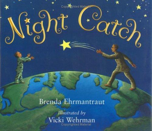 Book Cover, Night Catch