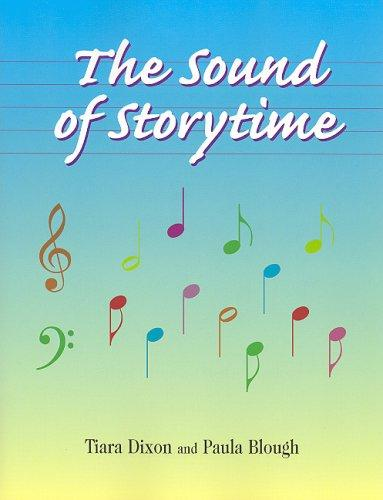 Book Cover, The Sound of Storytime