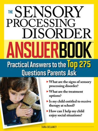Book Cover, The Sensory Processing Disorder Answer Book