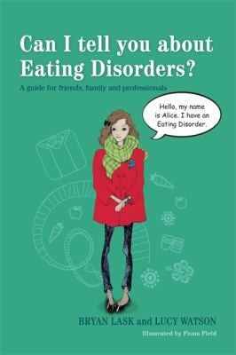 Book Cover, Can I tell you about Eating Disorders?