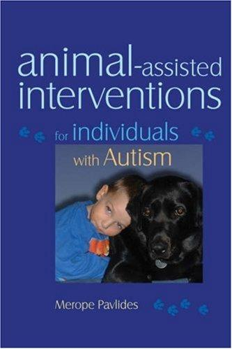 Book Cover, Animal-Assisted Interventions for Individuals with Autism