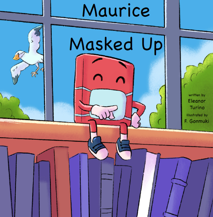 Book Cover: Maurice Masked Up